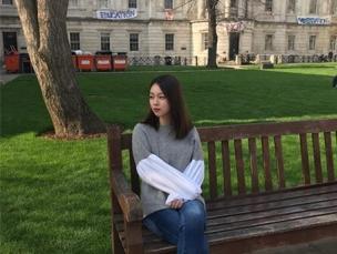 校友分享| 俞典:坚守初心,梦想成真--从莱斯特到UCL