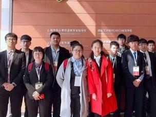 2018世界学者杯上海赛区 中心学生再创佳绩