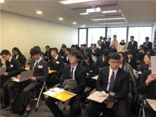 香港商业领袖训练营系列之二