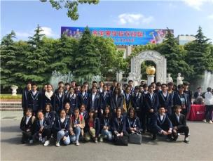 中心在2019年世界学者杯上海赛区荣获71枚奖牌