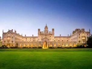 热烈祝贺我校学生收到剑桥大学面试邀请