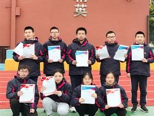 恭喜我校学生在FBLA比赛中顺利晋级总决赛