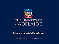 澳洲阿德莱德大学来访我校开展宣讲活动