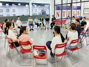 新学期丨南通崇川外国语学校开展教师备课、赛课活动