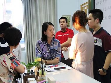 教学活动|家校共育促发展 新学期第一次家长会 IGCSE&AS Parents Meeting